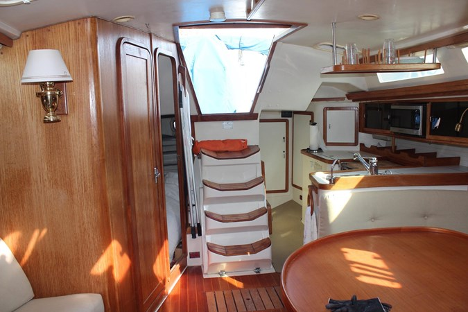 May 2019 Starboard side pic 1994 CATALINA MKI  2647865