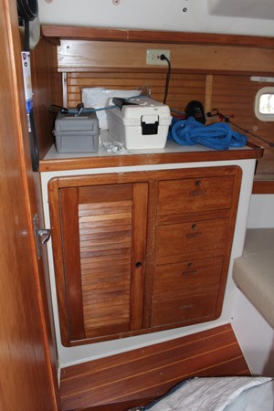 May 2019 Starboard side pic 1994 CATALINA MKI  2647873