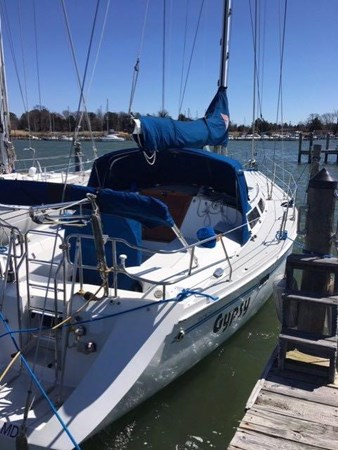 May 2019 Starboard side pic 1994 CATALINA MKI  2647878