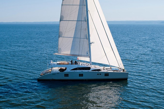2009 SUNREEF 102 double deck Catamaran 2648723