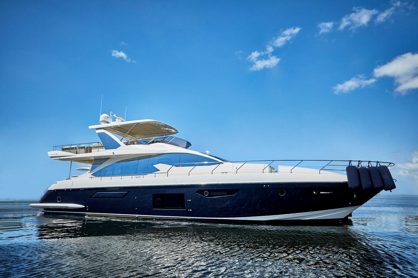 2017 AZIMUT  Motor Yacht 2723700