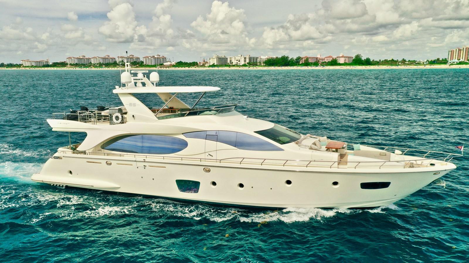 2009 85 Azimut Flybridge - YB Profile 2009 AZIMUT 85 Flybridge Motor Yacht 2649139