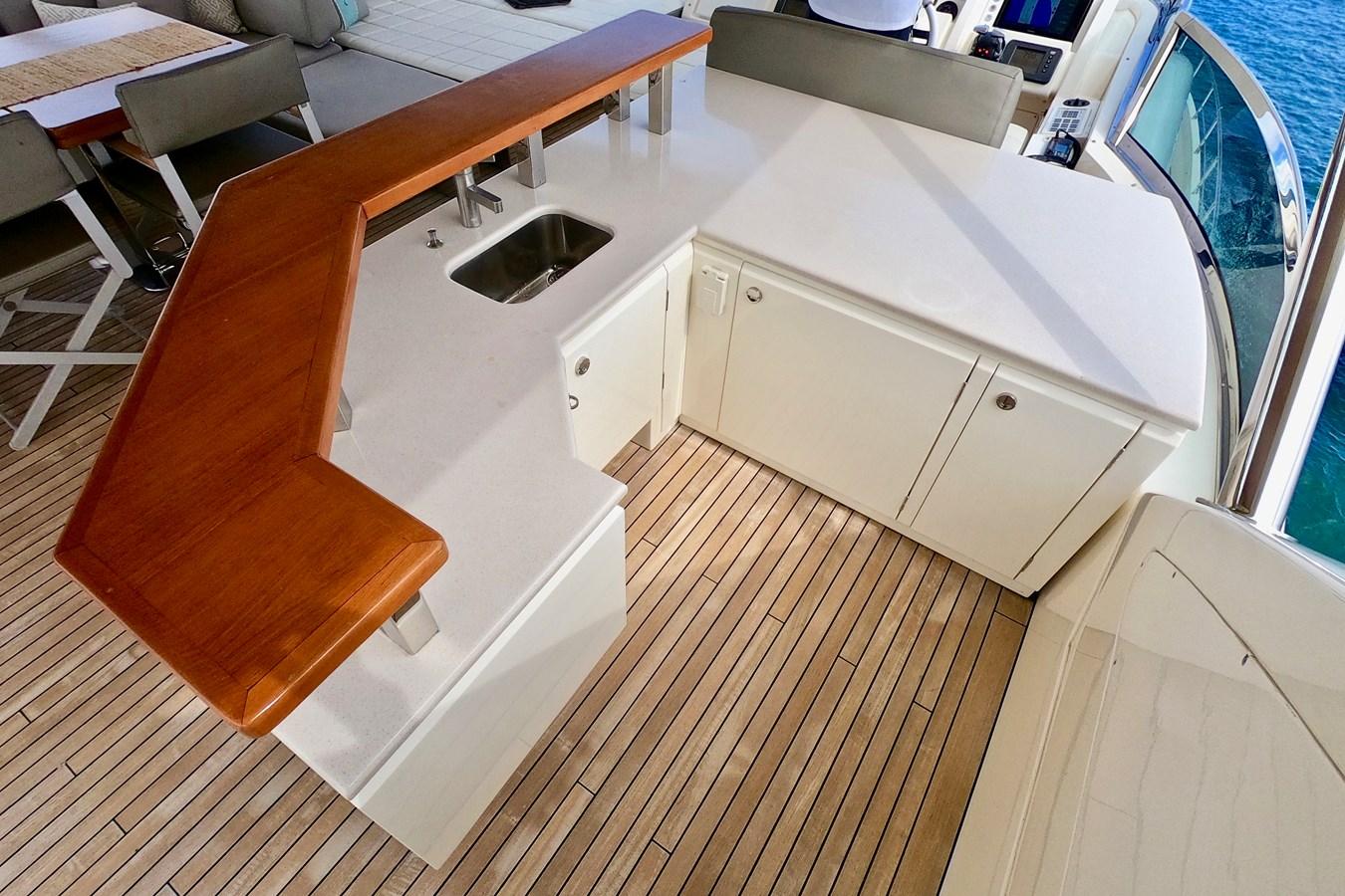2009 85 Azimut Flybridge - Upper Galley 2009 AZIMUT 85 Flybridge Motor Yacht 2649826
