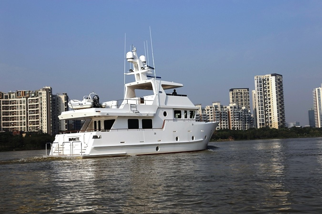 BERING YACHTS Expedition Yacht 2013 BERING YACHTS  Expedition Yacht 2650607