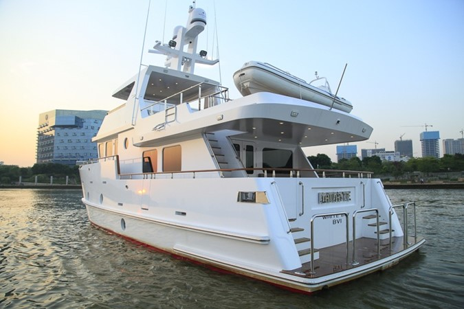 2013 BERING YACHTS  Expedition Yacht 2650606