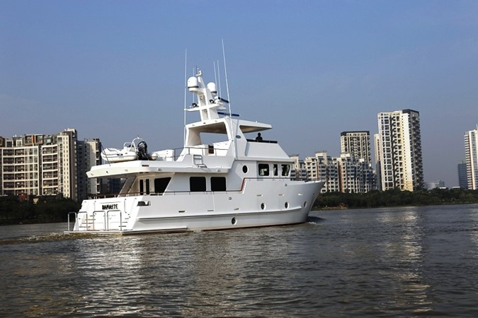 2013 BERING YACHTS  Expedition Yacht 2650607
