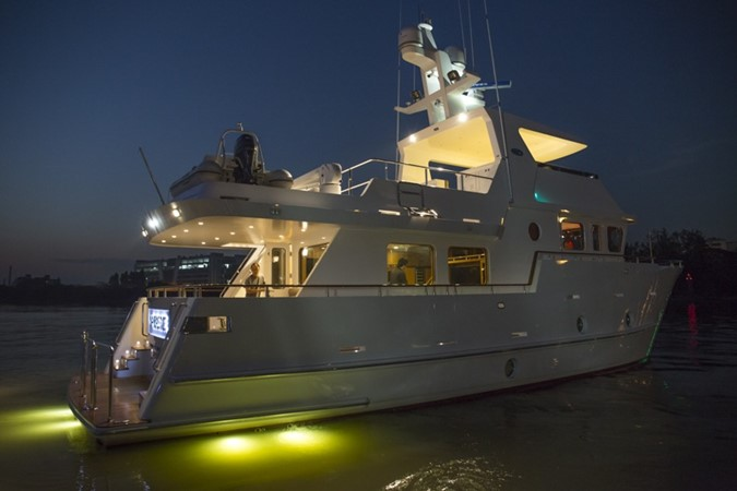 2013 BERING YACHTS  Expedition Yacht 2650609