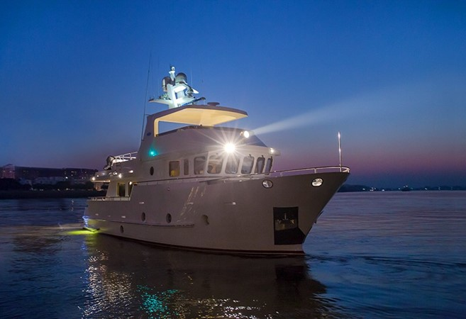 2013 BERING YACHTS  Expedition Yacht 2650616