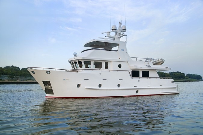 2013 BERING YACHTS  Expedition Yacht 2650618