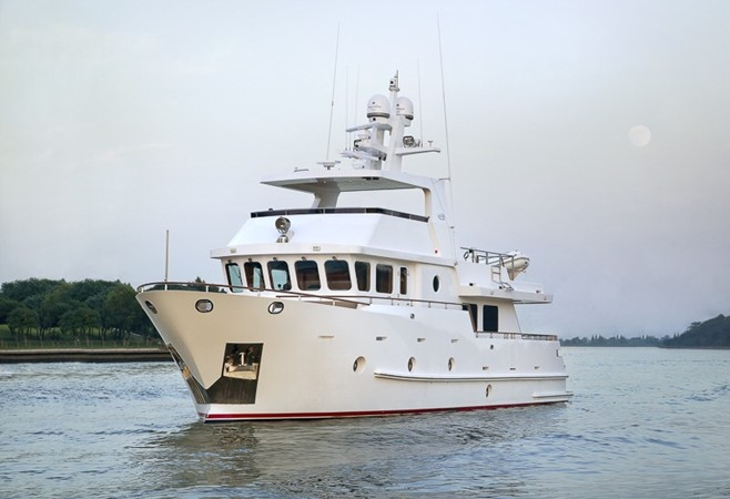 2013 BERING YACHTS  Expedition Yacht 2650619