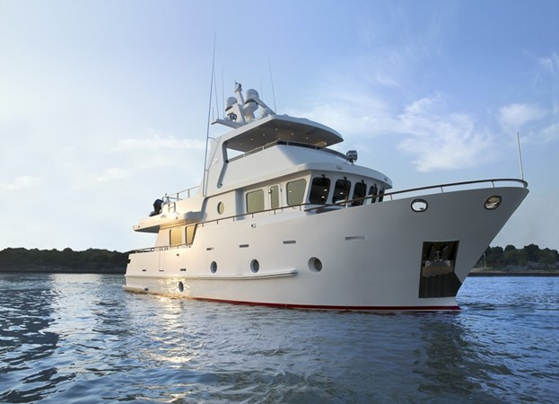 2013 BERING YACHTS  Expedition Yacht 2650624
