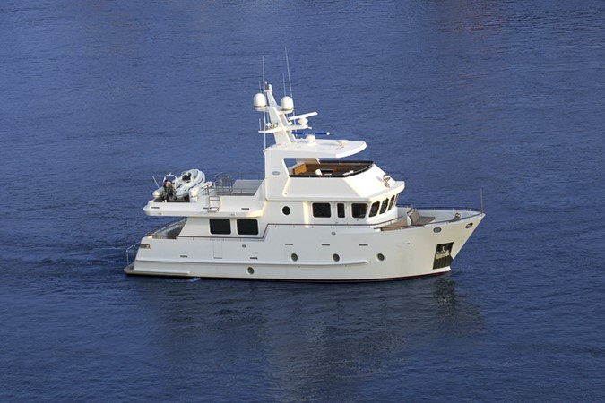 2013 BERING YACHTS  Expedition Yacht 2650625