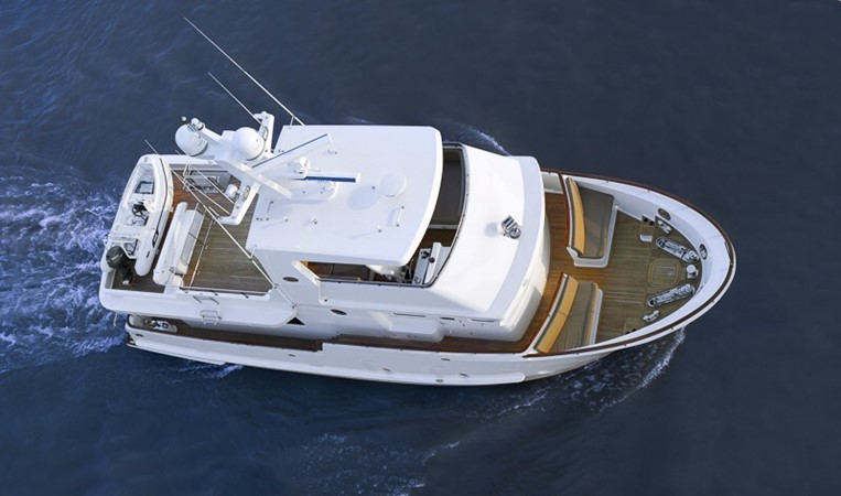 2013 BERING YACHTS  Expedition Yacht 2650626