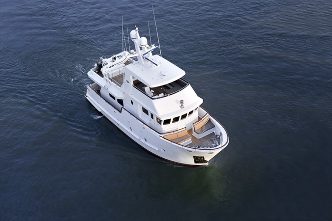 2013 BERING YACHTS  Expedition Yacht 2650627