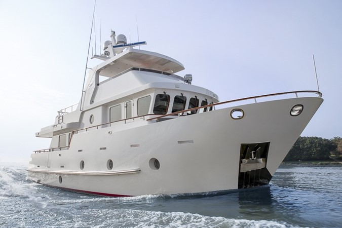 2013 BERING YACHTS  Expedition Yacht 2650629