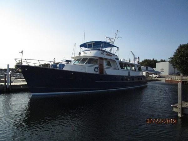 1969 BURGER Flushdeck Motoryacht Motor Yacht 2650215