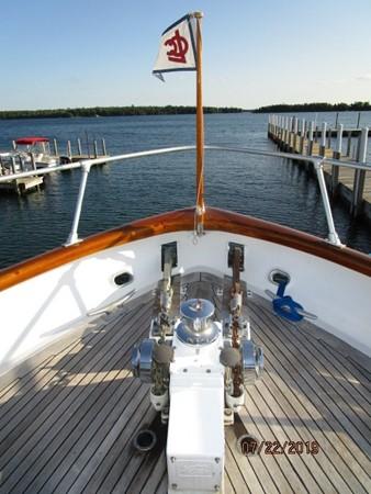 1969 BURGER Flushdeck Motoryacht Motor Yacht 2650218