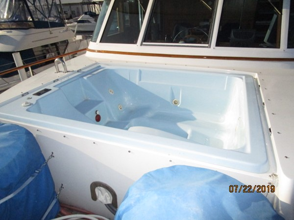 1969 BURGER Flushdeck Motoryacht Motor Yacht 2650220