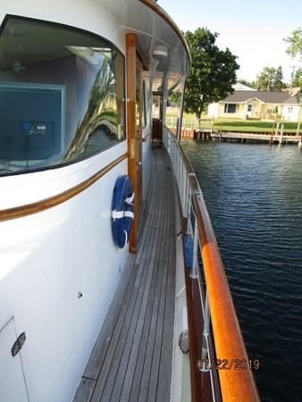 1969 BURGER Flushdeck Motoryacht Motor Yacht 2650298