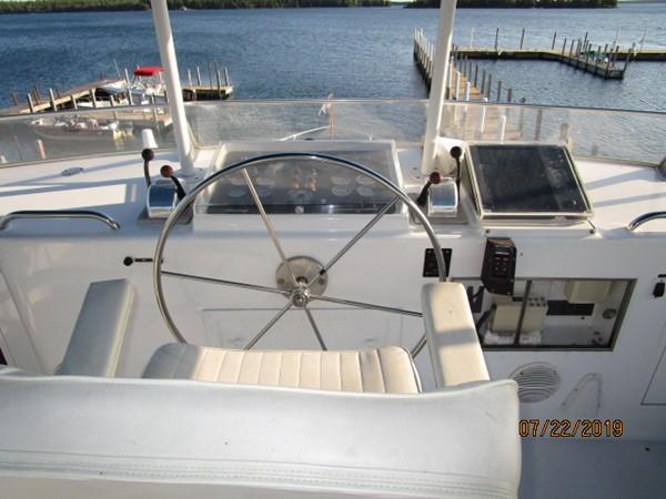 1969 BURGER Flushdeck Motoryacht Motor Yacht 2650307