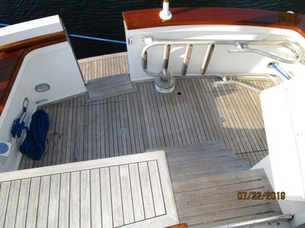 1969 BURGER Flushdeck Motoryacht Motor Yacht 2650322