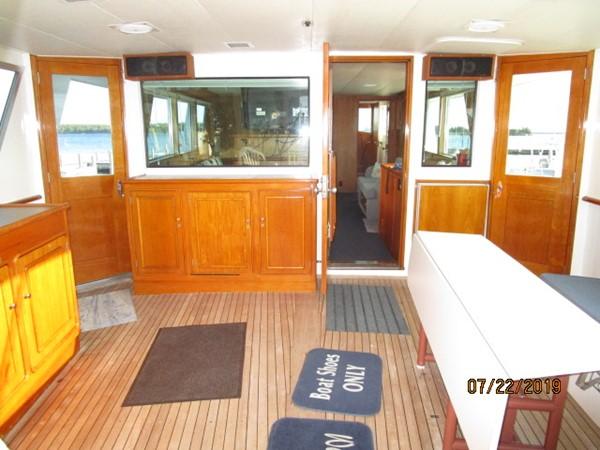 1969 BURGER Flushdeck Motoryacht Motor Yacht 2650331