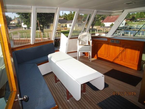 1969 BURGER Flushdeck Motoryacht Motor Yacht 2650332
