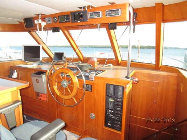 1969 BURGER Flushdeck Motoryacht Motor Yacht 2650353