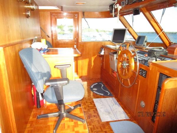 1969 BURGER Flushdeck Motoryacht Motor Yacht 2650355