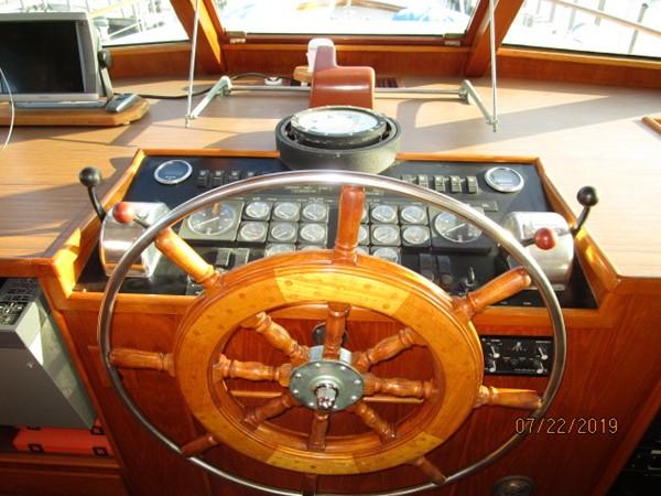 1969 BURGER Flushdeck Motoryacht Motor Yacht 2650360