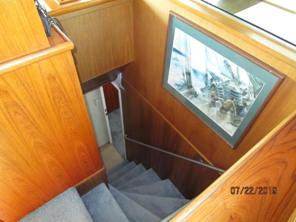 1969 BURGER Flushdeck Motoryacht Motor Yacht 2650365