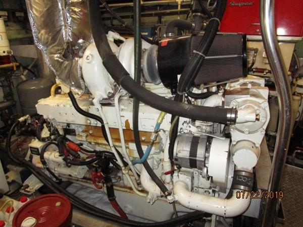1969 BURGER Flushdeck Motoryacht Motor Yacht 2650400