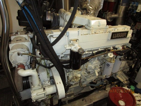 1969 BURGER Flushdeck Motoryacht Motor Yacht 2650402