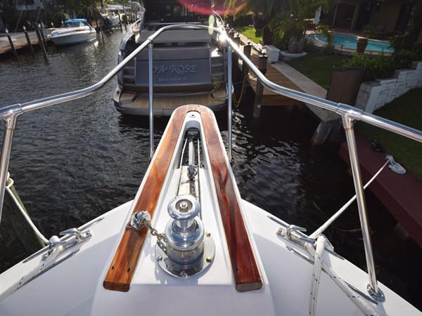 1989 HATTERAS Cockpit Motoryacht (1989/2015) Motor Yacht 2650683
