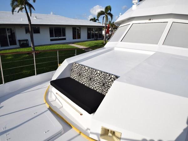 1989 HATTERAS Cockpit Motoryacht (1989/2015) Motor Yacht 2650685