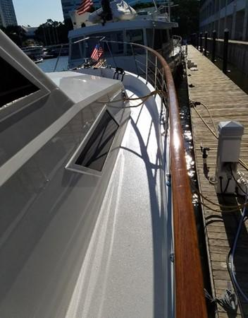 1989 HATTERAS Cockpit Motoryacht (1989/2015) Motor Yacht 2650688