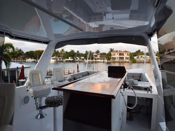 1989 HATTERAS Cockpit Motoryacht (1989/2015) Motor Yacht 2650700