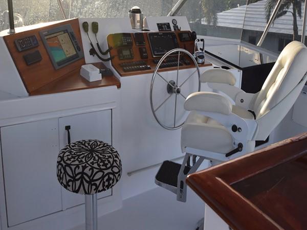 1989 HATTERAS Cockpit Motoryacht (1989/2015) Motor Yacht 2650709