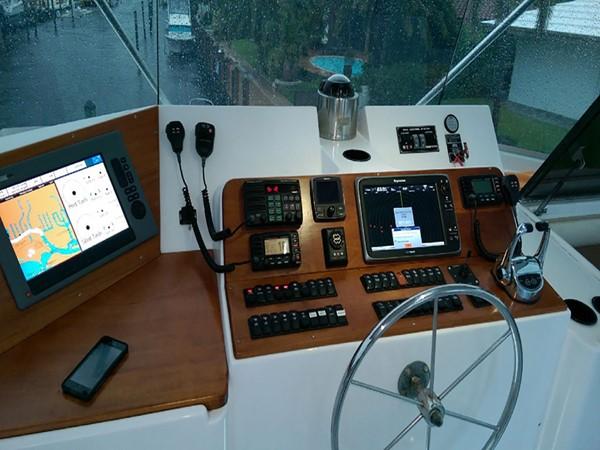 1989 HATTERAS Cockpit Motoryacht (1989/2015) Motor Yacht 2650714