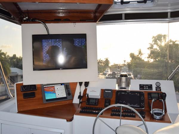 1989 HATTERAS Cockpit Motoryacht (1989/2015) Motor Yacht 2650715