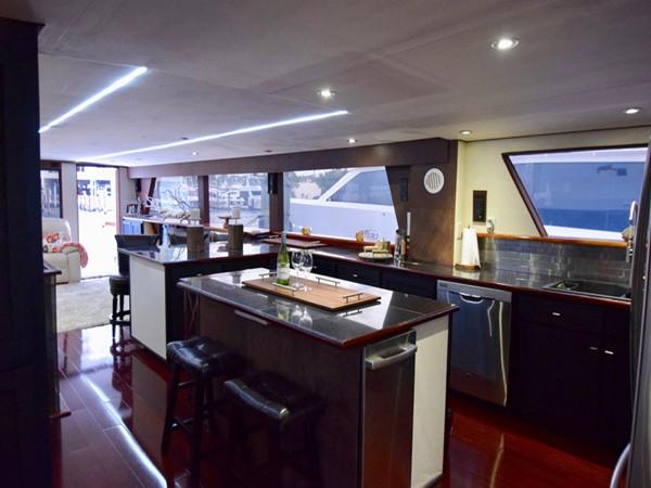 1989 HATTERAS Cockpit Motoryacht (1989/2015) Motor Yacht 2650723
