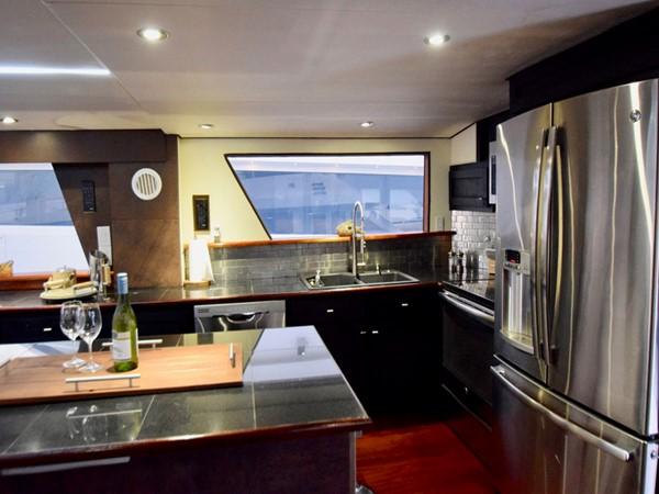 1989 HATTERAS Cockpit Motoryacht (1989/2015) Motor Yacht 2650724