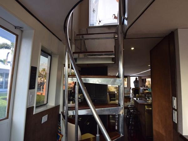 1989 HATTERAS Cockpit Motoryacht (1989/2015) Motor Yacht 2650733