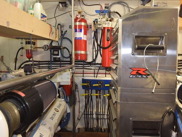 1989 HATTERAS Cockpit Motoryacht (1989/2015) Motor Yacht 2650755