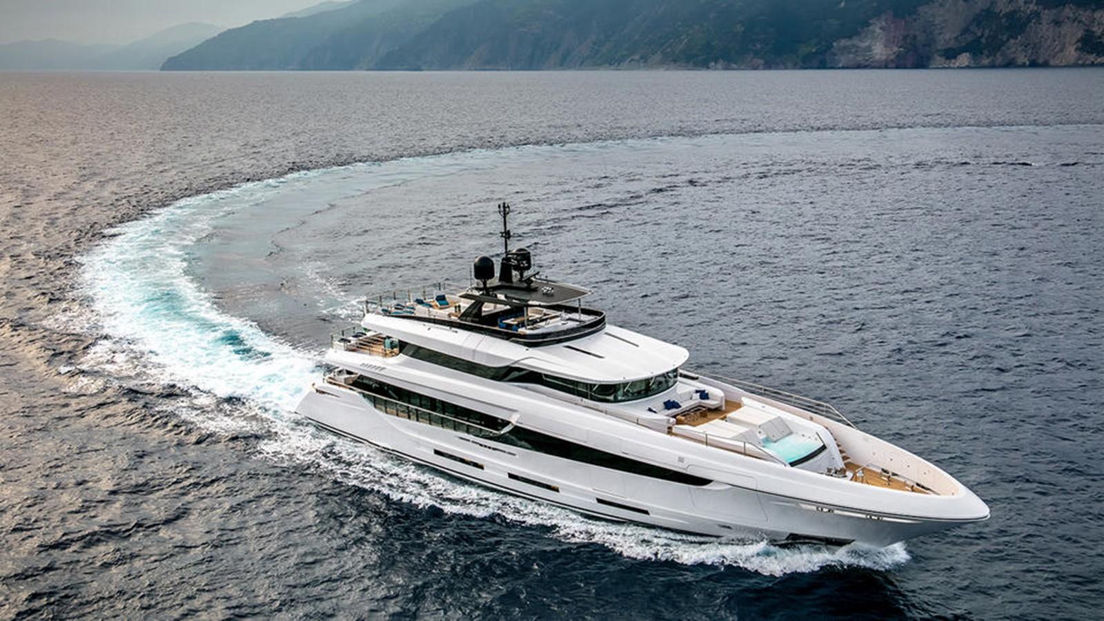 Namaste yacht for sale