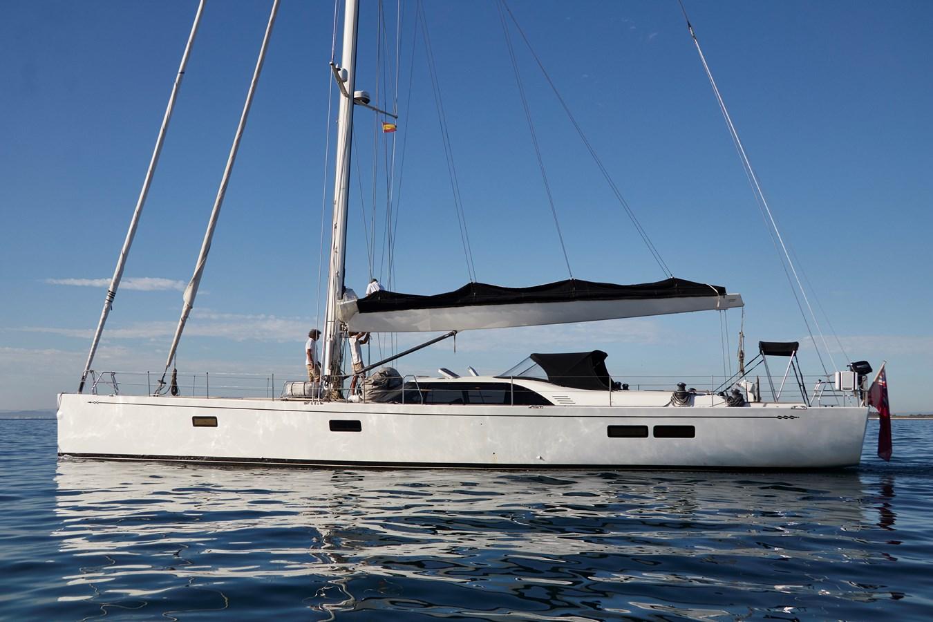 IMG_0011 2010 TRIPP Tripp 65 Cruising Sailboat 2650930