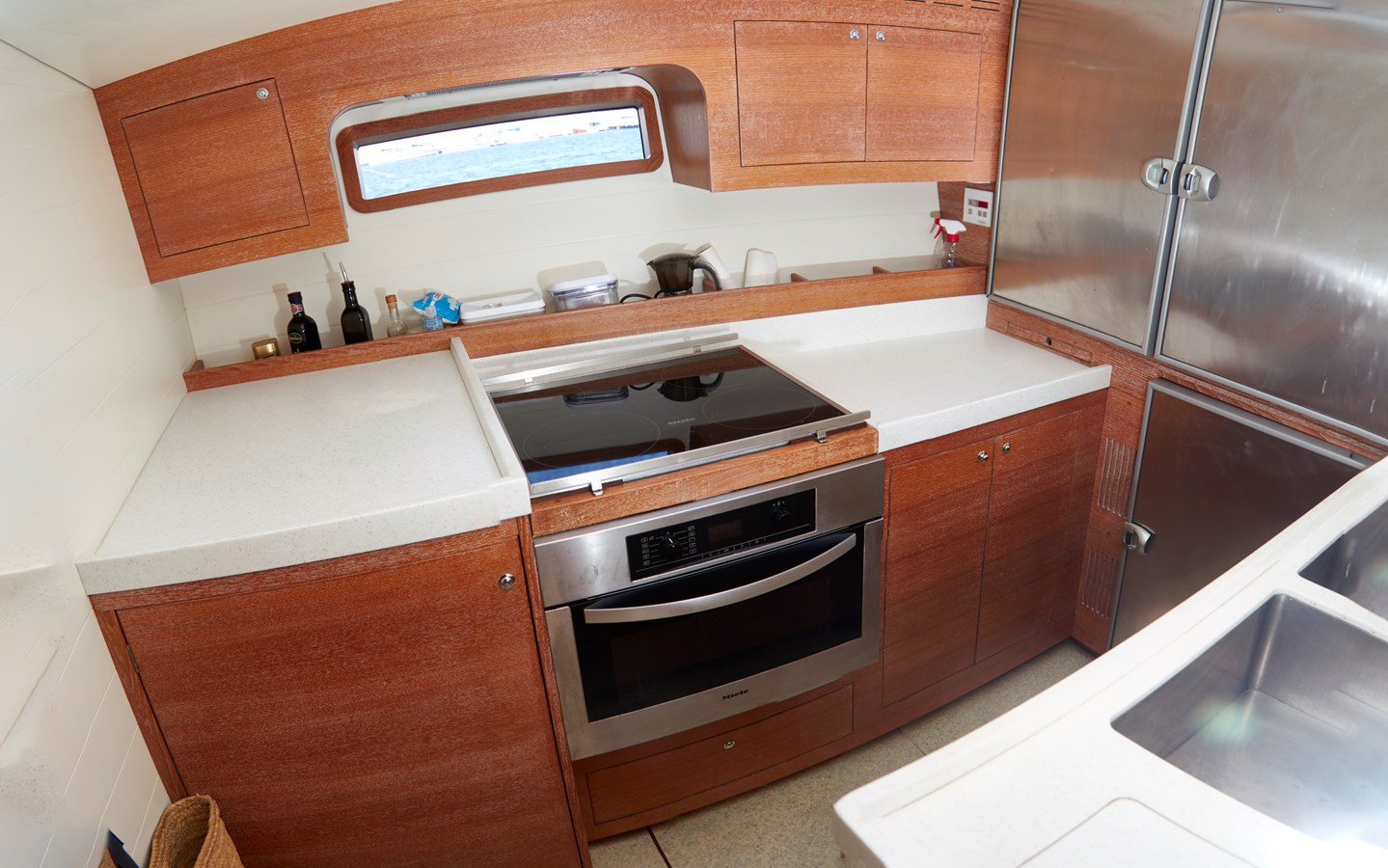 COCINA 2010 TRIPP Tripp 65 Cruising Sailboat 2650938