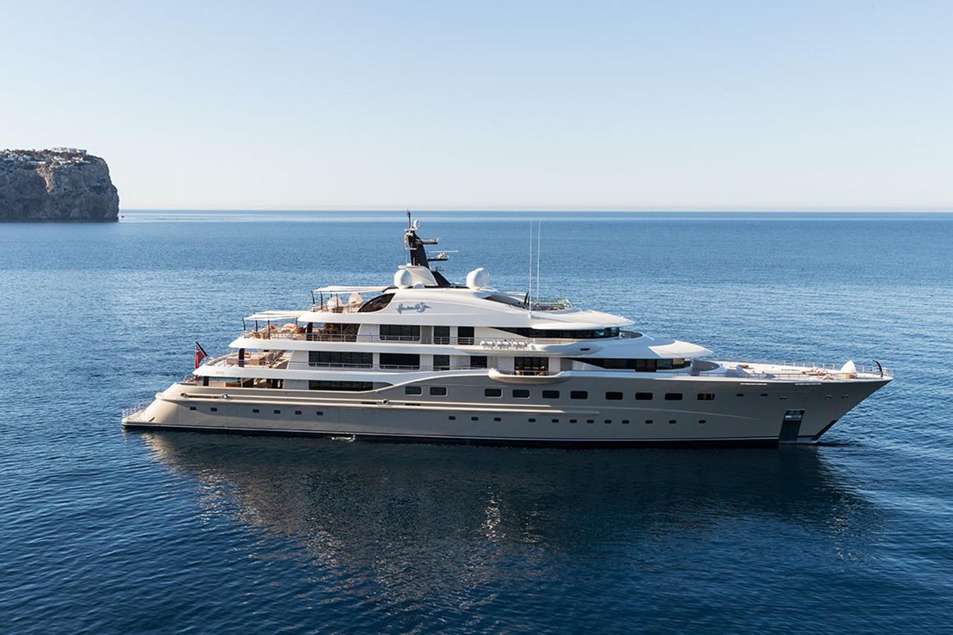 2017 AMELS le 272 Motor Yacht 2673949