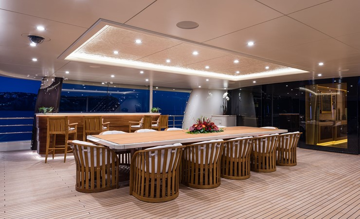 2017 AMELS le 272 Motor Yacht 2673967