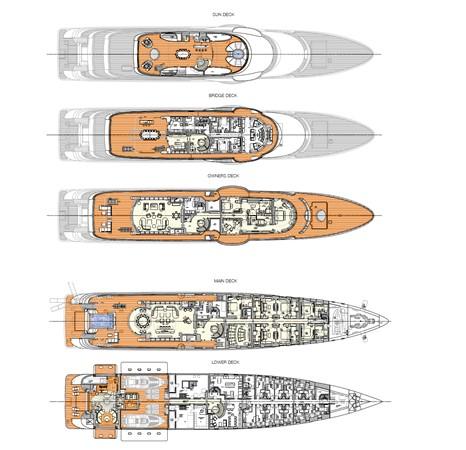 2017 AMELS le 272 Motor Yacht 2673970